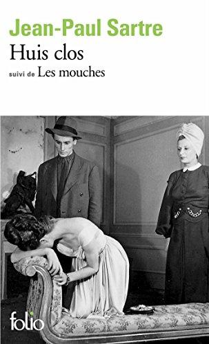 Huis clos. Suivi de Les mouches (French Edition)