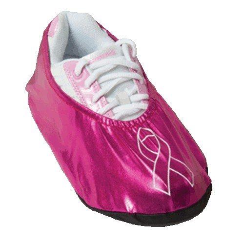 Brunswick Breast Cancer Dura Flexx Shoe Cover (Metallic)