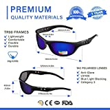 Zoom IMG-2 zillerate occhiali da sole uomo