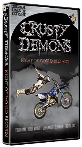 Photo of Crusty Demons – Night Of World Records [DVD]