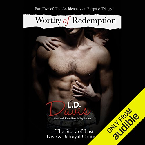 Worthy of Redemption audiobook cover art