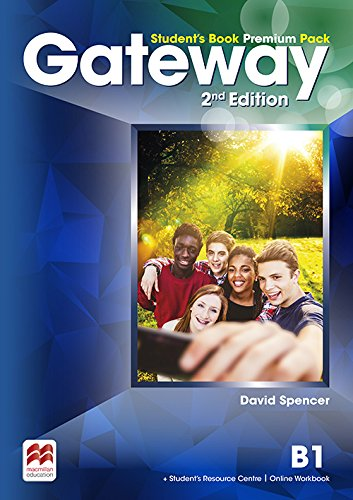 Gateway 2nd Edition B1 Student's Book Premium Pack