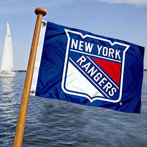 WinCraft New York Rangers Boat and Golf Cart Flag