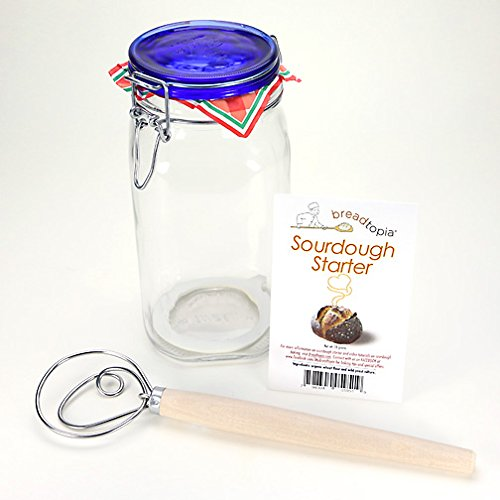 Breadtopia Sourdough Starter Kit
