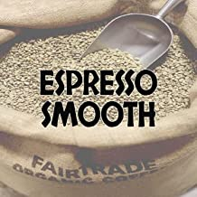 Dean's Beans Organic Coffee Company, Green Espresso Smooth Coffee, Unroasted, 5 Pound Bulk Bag (Organic, Fair Trade and Kosher Certified)