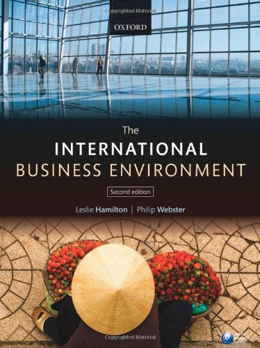Jscebook the international business environment by leslie hamilton easy you simply klick the international business environment book download link on this page and you will be directed to the free registration form after fandeluxe Gallery