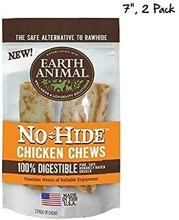 no hide chicken chews 7 inch