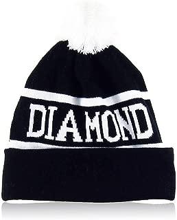 Men Women Winter Cap Diamond Gorros Beanies Hats