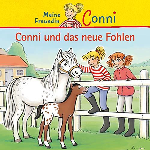 Conni und das neue Fohlen Titelbild