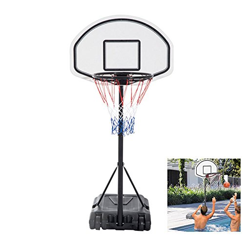 MTN Gearsmith New Pool Basketball Hoop Goal Net Games Sports Backboard Poolside Swimming Water