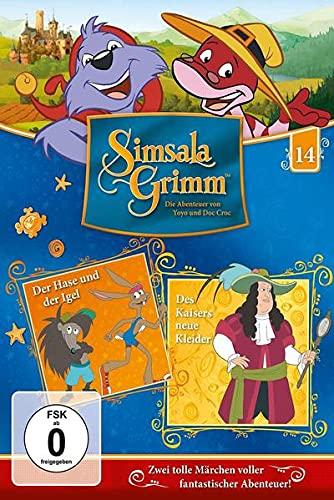 SimsalaGrimm 14 - Der Hase und der Igel / Des Kaisers neue Kleider