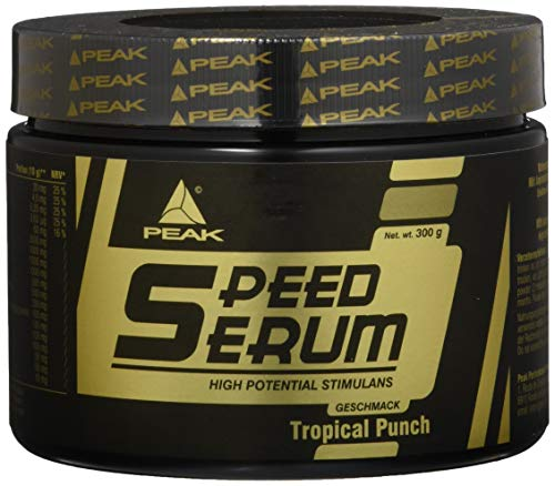 PEAK Speed Serum (Energizer), 300 gr Pulver -Tropical Punch