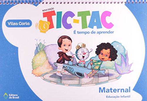 Tic-Tac. É Tempo de Aprender. Maternal
