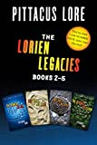The Lorien Legacies: Books 2-5 Collection: The Power of Six, The Rise of Nine, The Fall of Five, The Revenge of Seven (English Edition)