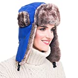 MELIFLUOS DESIGNED IN SPAIN Trapper Bomber Hat for Men and Women...