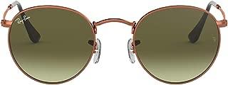 RB3447 Round Metal Sunglasses