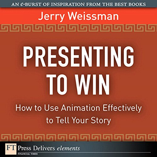 Presenting to Win audiobook cover art