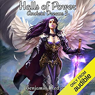 Halls of Power cover art