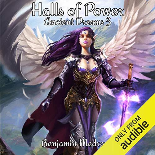 Couverture de Halls of Power