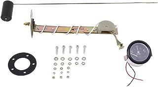 Wlgreatsp - Indicador de Nivel de Combustible para automóvil, 52 mm, manecillas para Coche, camión, Aceite, Combustible y Palanca, medidor con Aceite para Nadar