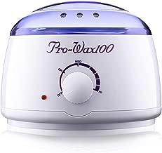 RYLAN Pro Wax 100 Warmer, Warmer Hot Wax Heater for Hard, Strip and Paraffin Waxing, Wax Heater For Waxing Automatic Wax Heaters, Wax Machine For Women, Wax Automatic Waxing Kit Temperature Regulator