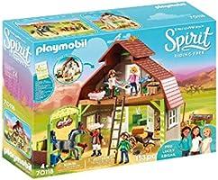 Playmobil 70118 Spirit Schuur