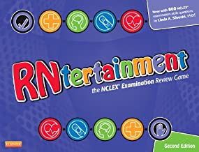 RNtertainment: The NCLEX® Examination Review Game PDF