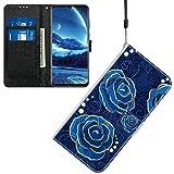 Jamitai Klapptasche für Handy Meizu M5 Hülle Leder Handytasche Handyhülle Brieftasche Hüllen Hülle mit Kartenfach & Ständer/ZMT01P-0G