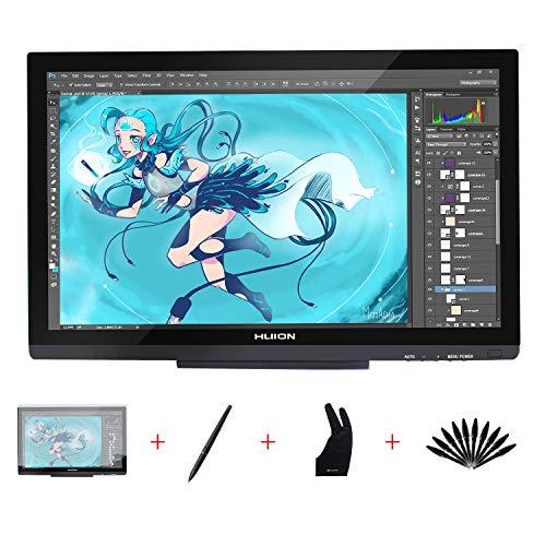 Huion GT-220 V2 Black Graphics Drawing...