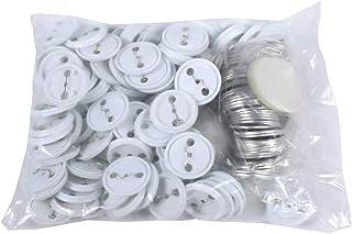 SEDOOM 500 Piezas 44 Mm / 1,75 Pulgadas Piezas De Insignia De Botón DIY Adecuadas, para Ropa Y Decoración del Hogar