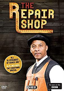 The Repair Shop: Series One & The 2017 Christmas Special BBC
