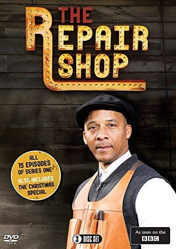 The Repair Shop: Series One & The 2017 Christmas Special [BBC] [DVD]