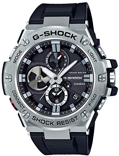 Casio G-Shock G-Steel GST-B100-1AJF Japan-Import