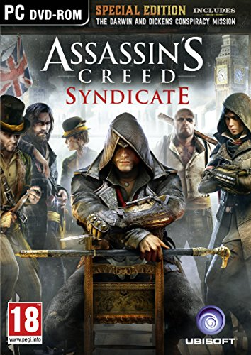 Assassin's Creed Syndicate Special Edition (PC DVD) UK IMPORT