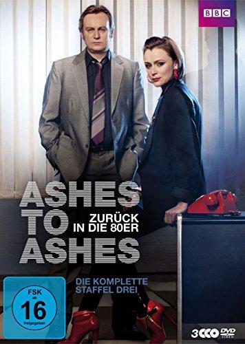 Ashes to Ashes - Zurück in die 80er, Die komplette Staffel Drei [3 DVDs]