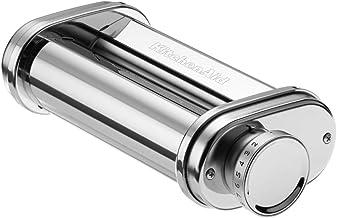 KitchenAid 5KSMPSA RODILLO LISO PARA PASTA, Aluminio, Acero inoxidable