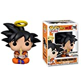 Funko Pop Dragonball - Goku Eating Noodles #710 Vinyl 3.9inch Animation Figure Anime Derivatives,Mul...