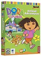 Dora the Explorer Animal Adventures (Mac) (輸入版)