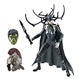 MARVEL E1367EL2 Best of Legends Series Hela Figura de acción, 15.2 cm...