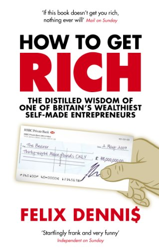 How to Get Rich (English Edition)