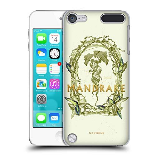 Head Case Designs Licenciado Oficialmente Harry Potter Mandrake Reliquias de la Muerte XXXI Carcasa rígida Compatible con Apple iPod Touch 5G 5th Gen