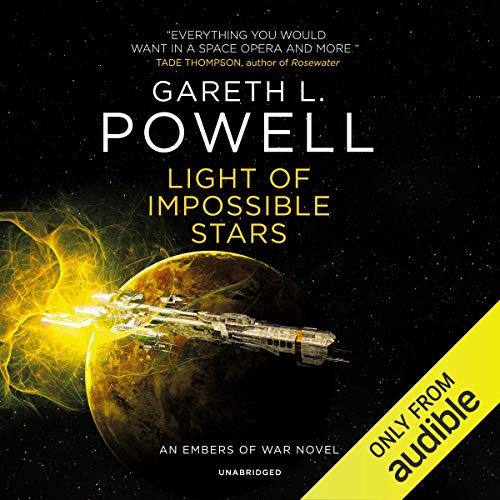 Light of Impossible Stars cover art