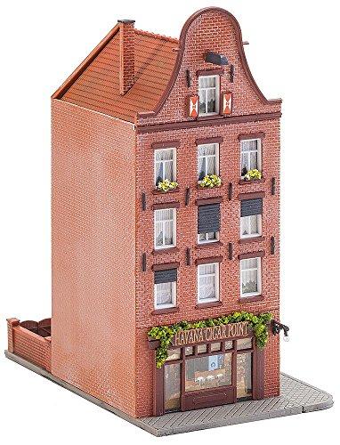 Faller FA 232335 - Casa Antigua con Carga de Puros, Accesorio para maquetas de maquetas