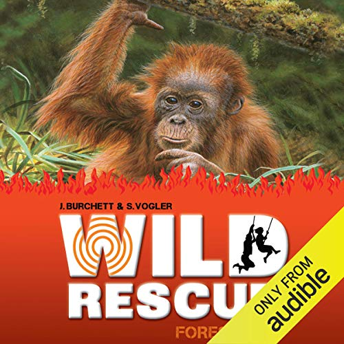Wild Rescue: Forest Fire copertina
