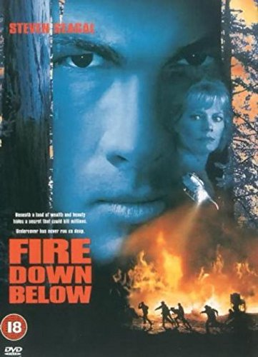 Fire Down Below [Reino Unido] [DVD]