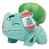 Bandai Pokémon (Bulbasaur) – Peluche de 20 cm Muy Suave de Bulbizarre Que Hace un Vistazo WT97962