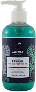 Jax Wax Coastal Banksia Pre & Post Wax Oil + Pump – 250ml Waxing Salon