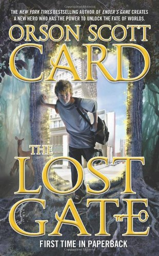 The Lost Gate (Mither Mages, 1)