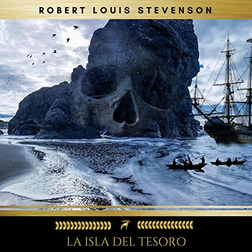 La Isla del Tesoro audiobook cover art