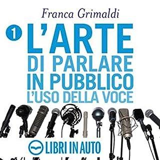 L'arte di parlare in pubblico copertina